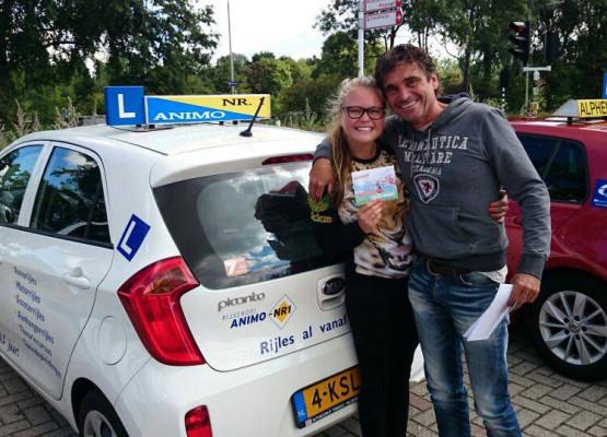 Autorijschool in omgeving Bloemendaal/IJmuiden