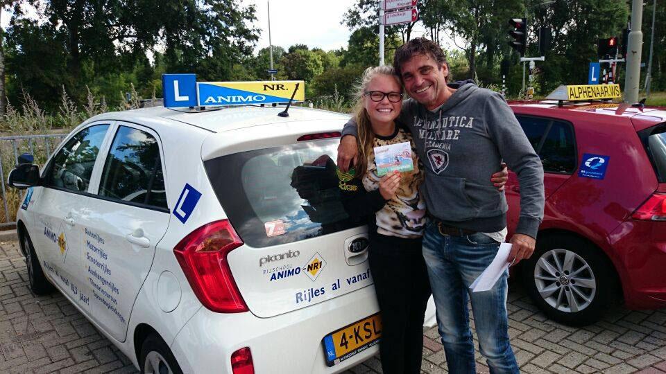 Rijschool Animo-nr.1 in Haarlem / Bromfietsrijles ...