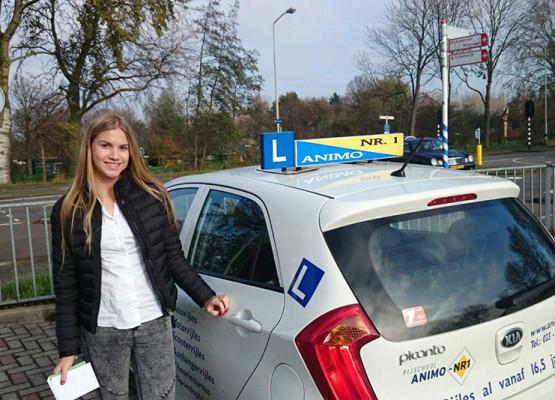 Autorijles in omgeving Bloemendaal/IJmuiden
